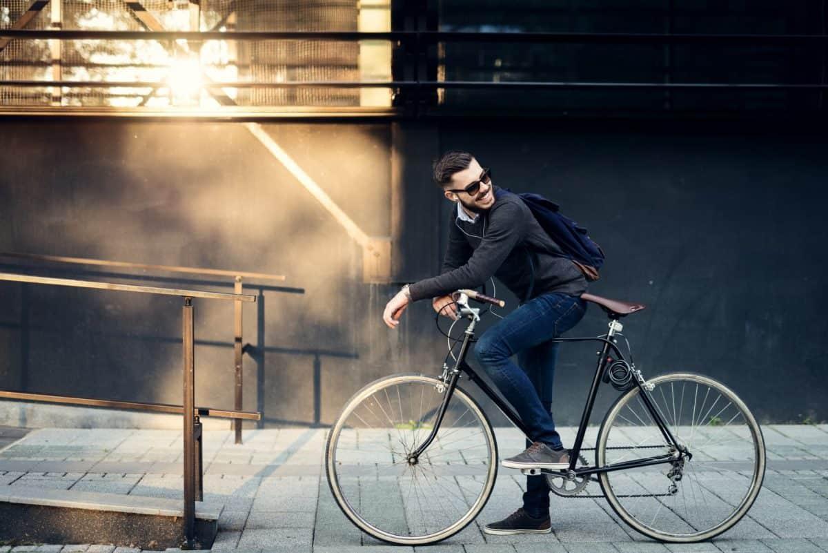 bike to work, cycling