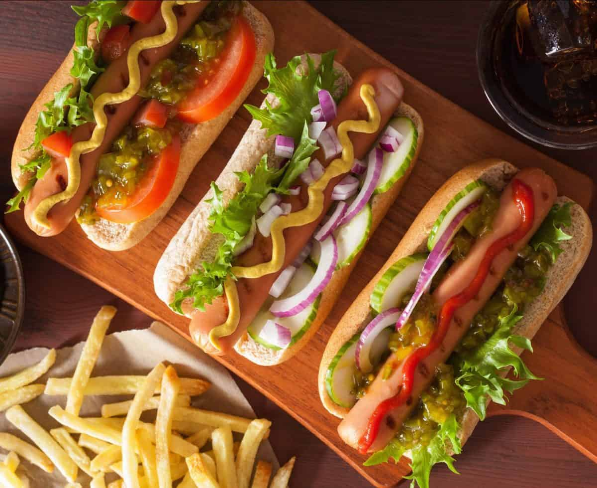 hot dog, hot dog recipes