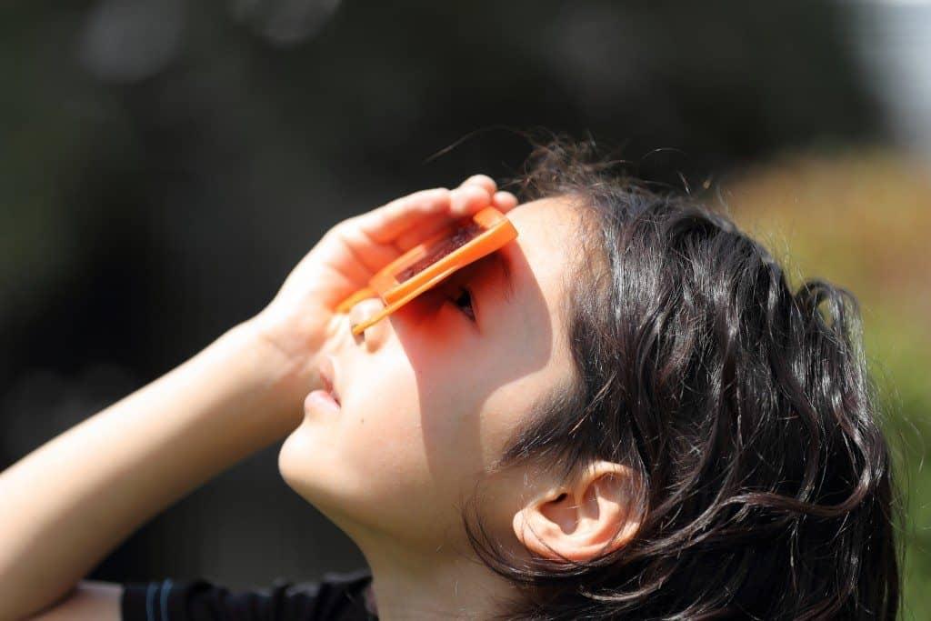 solar eclipse, eye health, solar retinopathy, photokeratitis, Safety glasses