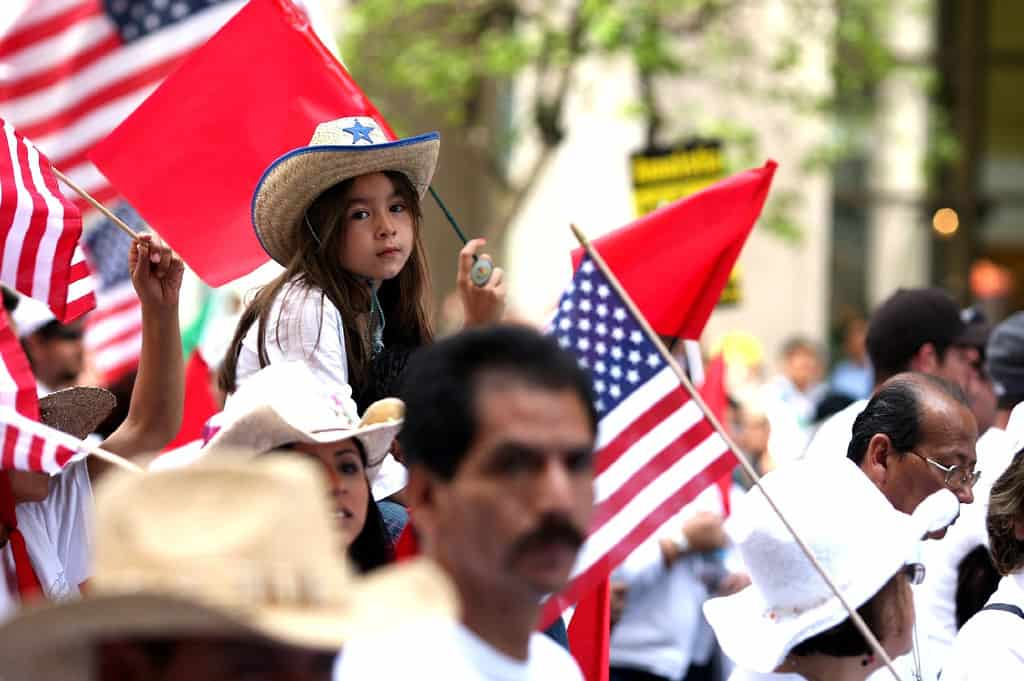 hate crimes, bright future for america, ally for latino americans