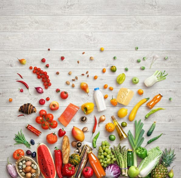 dietary guidelines, a healthy diet