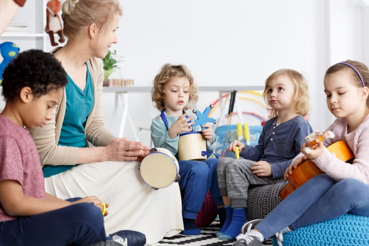 Keep Music in The Classroom