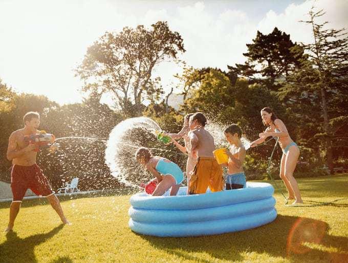 summer heat, cooling tips