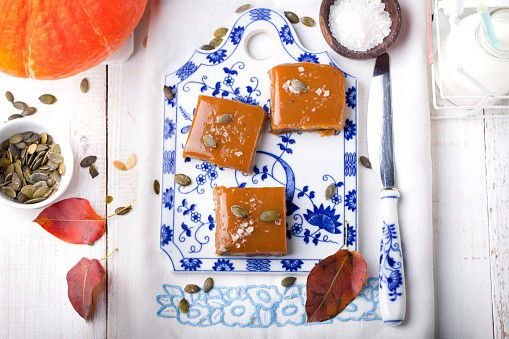 pumpkin benefits, pumpkin bars, pumpkin bar recipe