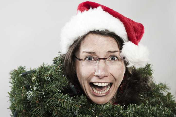 bah humbug, holiday blues tips