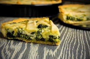 benefits of spinach, spinach quiche, quiche recipe