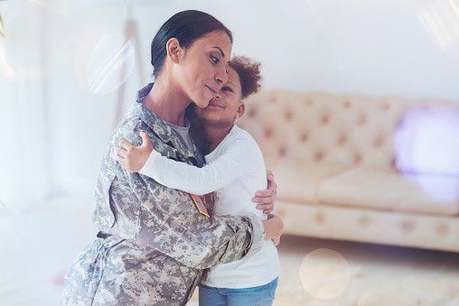 National Military Family Month, veterans day, show gratitude to military
