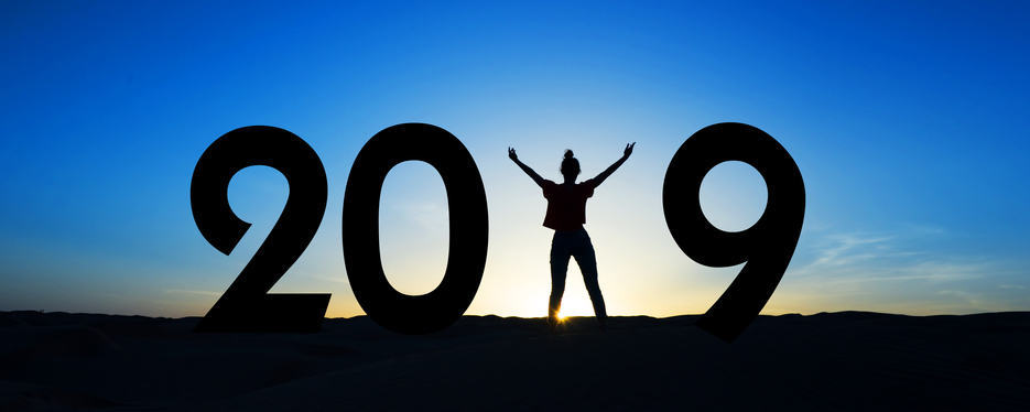 New Year 2019…New You