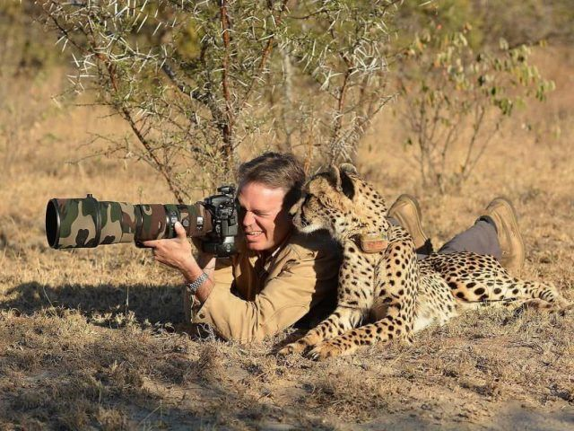 Take A Picture Not A Trophy – How Real Men Shoot Animals