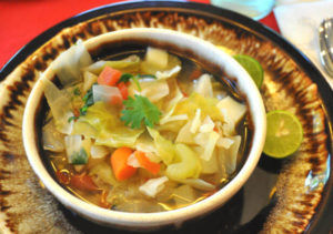 Yummy Cabbage Soup