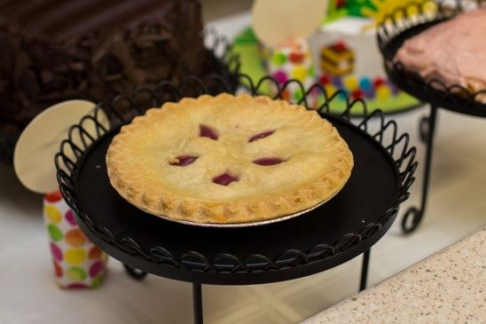 Bite-Sized Cherry Pies