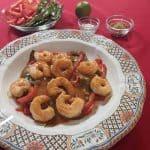 Red Curry Thai Shrimp