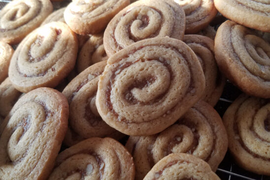 Melt-in-Your-Mouth Pecan Pinwheels