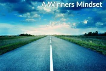 A Winner's Mindset