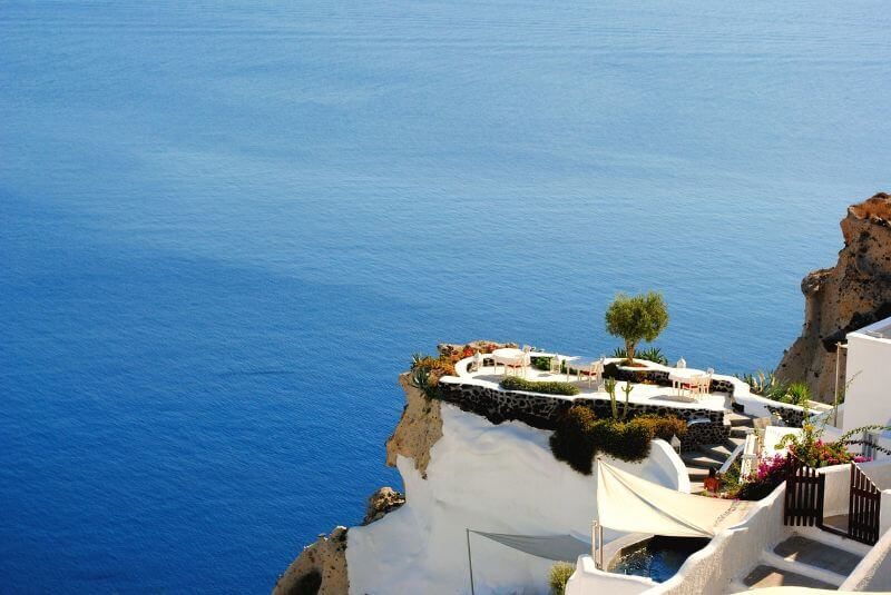 Views from the Greek Islands