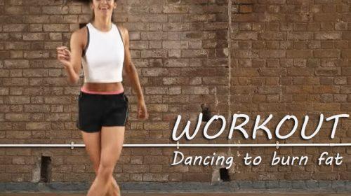 Dancing to Burn Fat