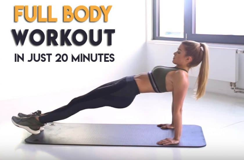 Full Body Workout featuring Pam Reif