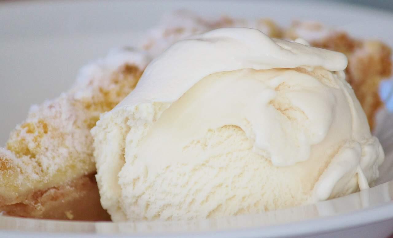 vanilla ice cream day