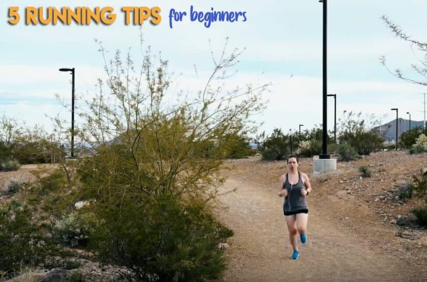 5 running tips