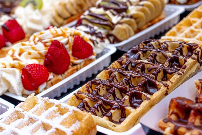 National Waffle Day - Mindful Living Network