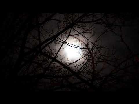 Illuminating Full Moon