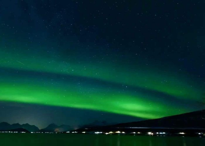 Radiant Northern Lights