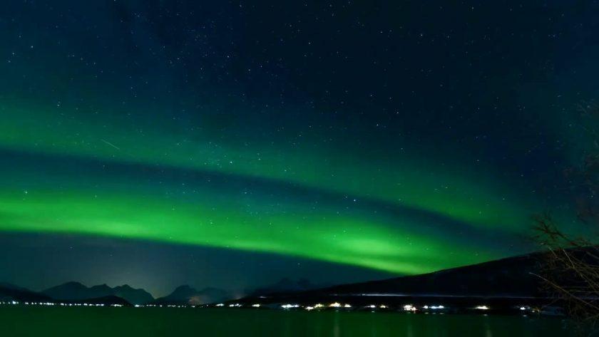 Radiant Northern Lights
