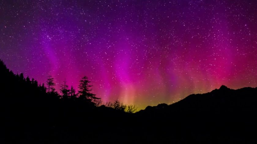 Dazzling Northern Lights