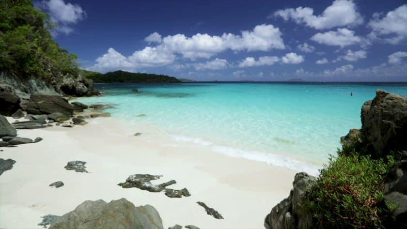 Gorgeous Tranquil Beach