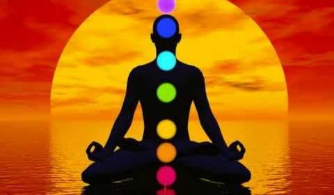 Before Sleep Guided Chakra Meditation