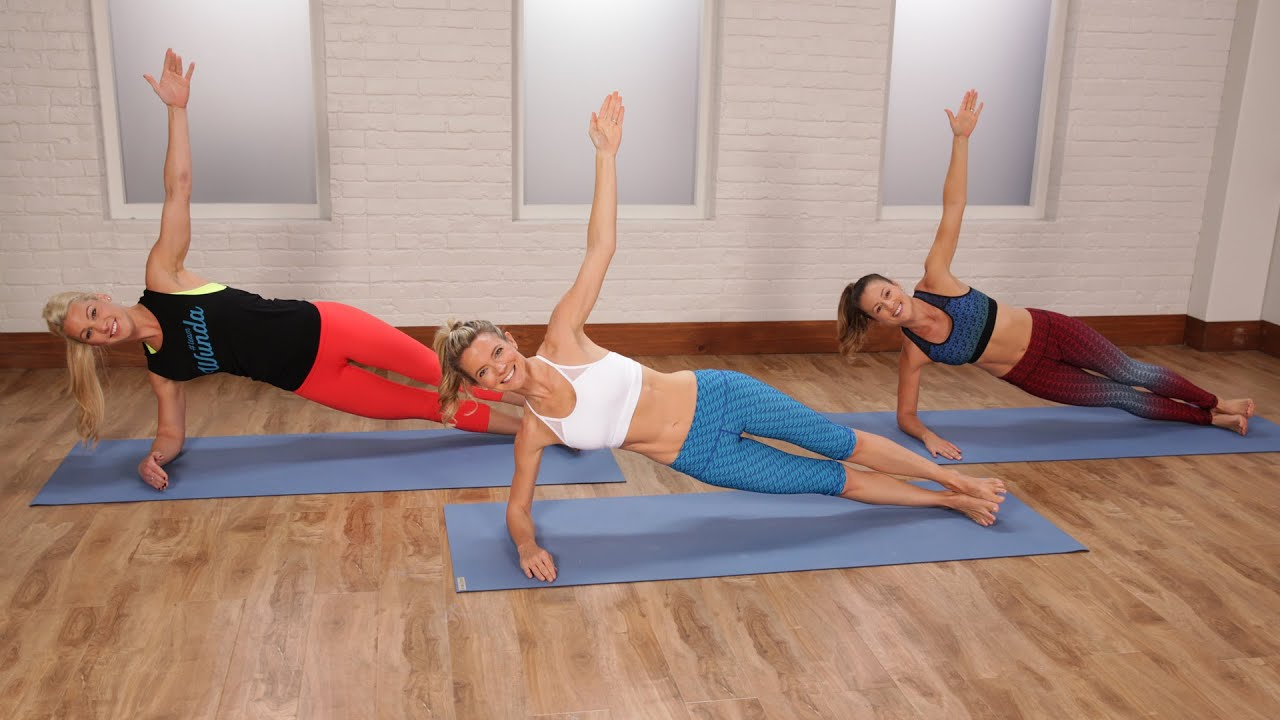 25 Minute Pilates Workout to Tone Your Body