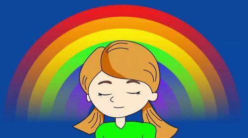 Rainbow-Chakra Meditation for Kids