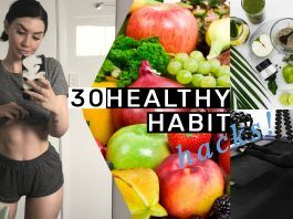 Healthy Habit Hacks You Need To Know