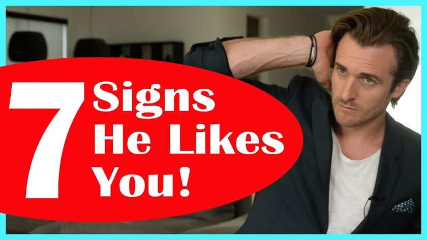 Matthew Hussey: Does He Like Me? 7 Surprising Signs He Does...