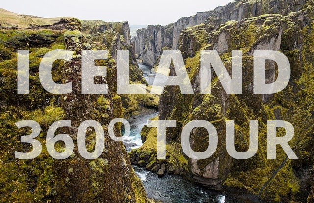 Iceland: A Virtual 360° Journey