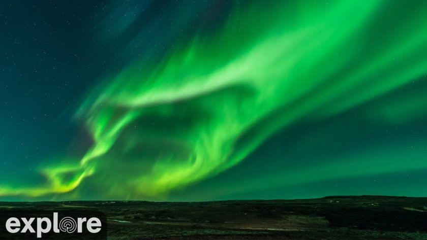 Live Northern Lights / Aurora Borealis Cam – Explore.org LIVECAM