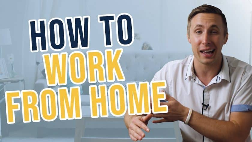 How To Work From Home Successfully , Chandler Bolt