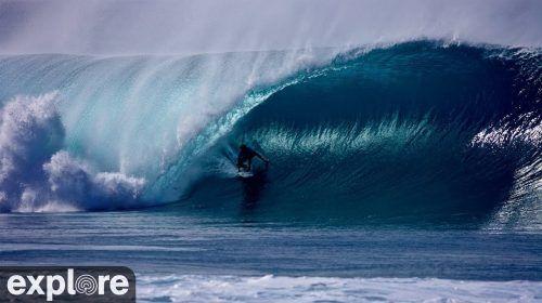 Pipeline Surf Cam in Oahu, Hawaii – Explore.org LIVECAM