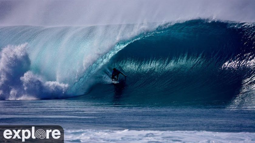 Live Pipeline Surfing Cam in Oahu, Hawaii – Explore.org LIVECAM