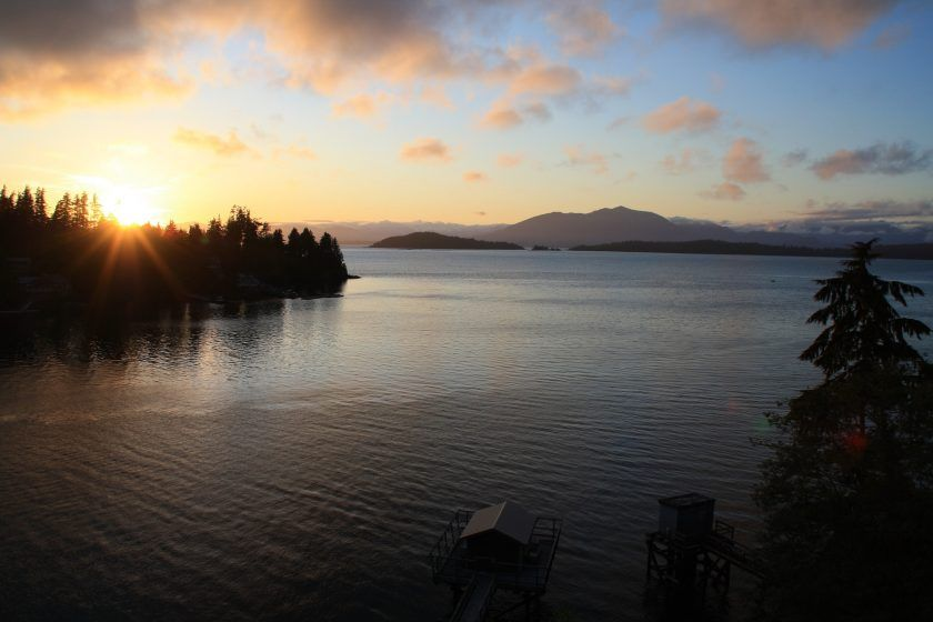 Virtual Kayaking Trip in Vancouver Island's Clayoquot Sound