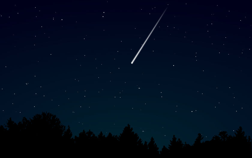 Watch Meteor Showers Live
