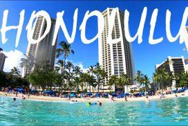 Exploring Honolulu, Hawaii: Take a Walk to Waikiki Beach