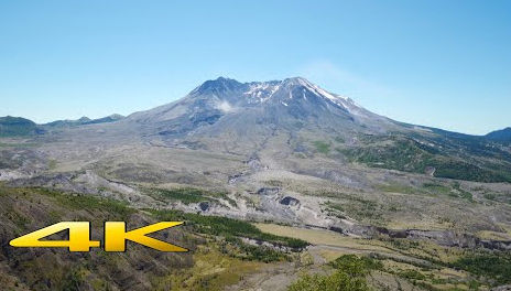 Virtual Hike on Mount St. Helens