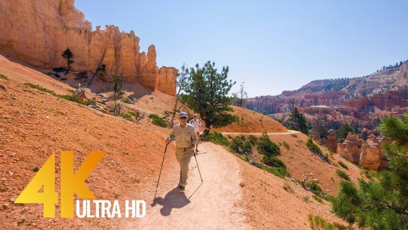 Amazing Virtual Hike in Bryce Canyon