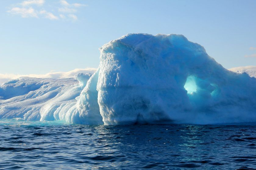 A 360° Guided Virtual Tour of Greenland, the Island of Icebergs