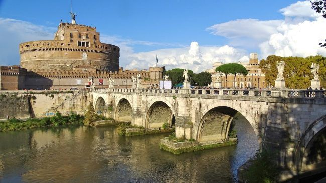 A Walking Tour of Rome, Italy