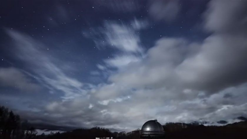 Weather-Watch and Meteor Showers from Kiso, Japan