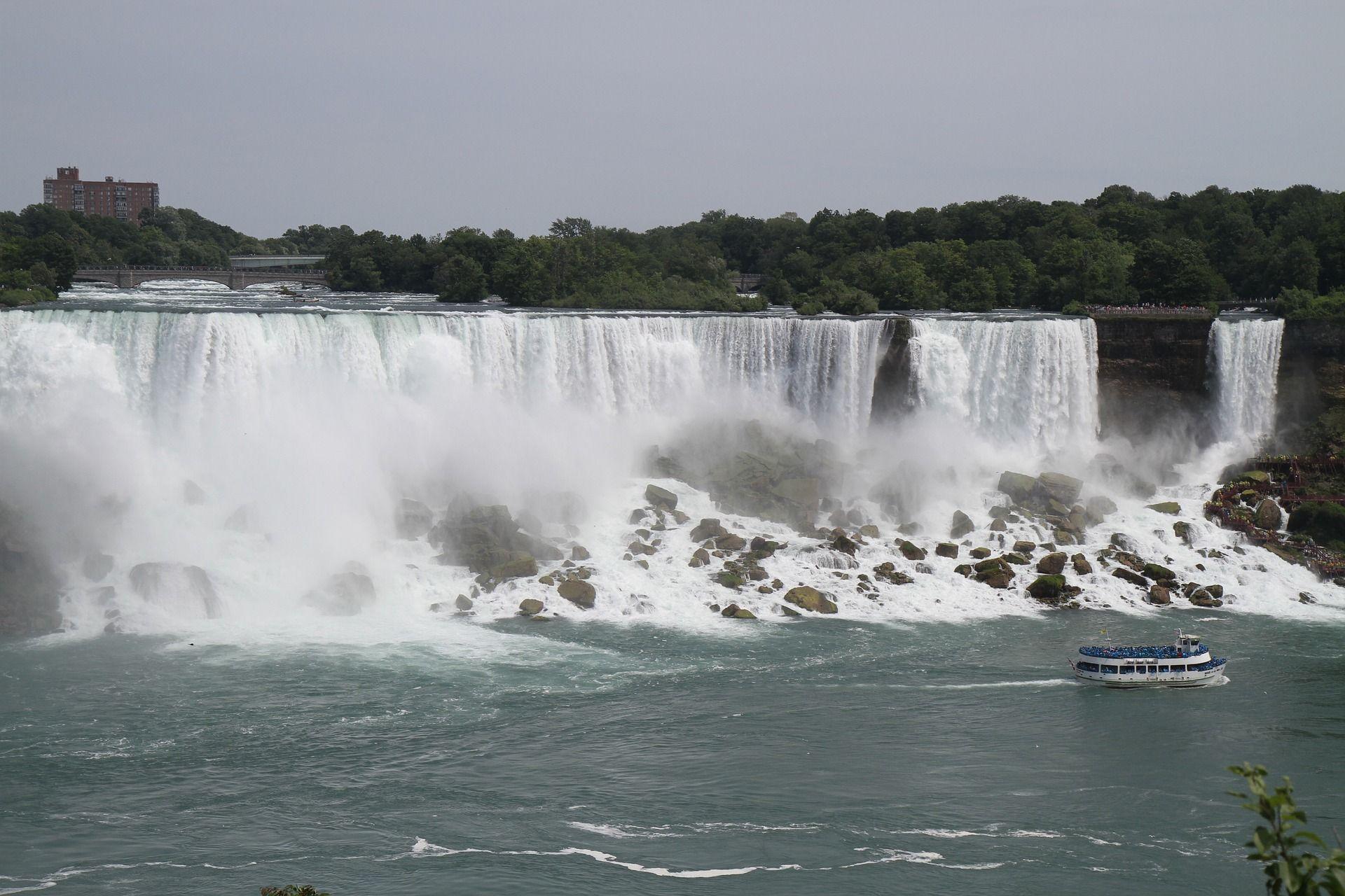 Take a 360° Virtual Tour of Niagara Falls