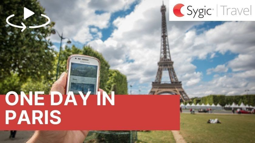 One Day in Paris: A 360° Virtual Tour with Voice Over