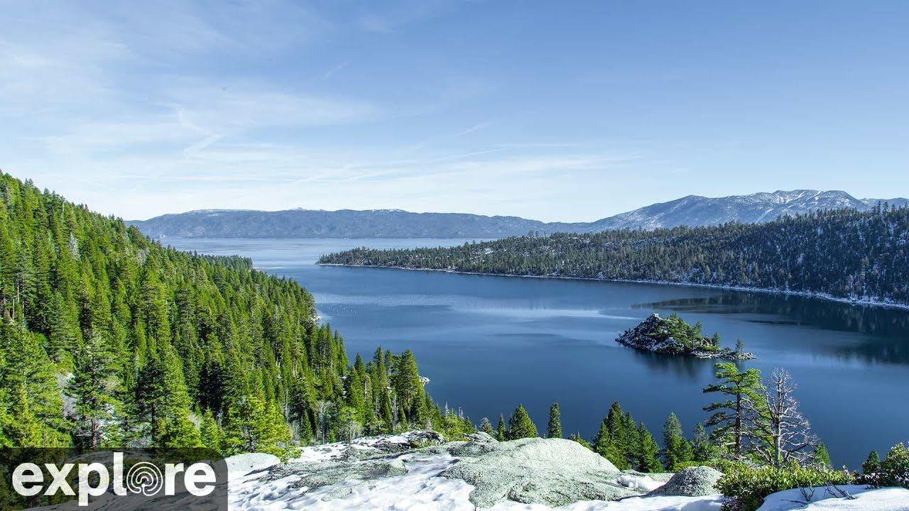Live View of Homewood Mountain at Lake Tahoe